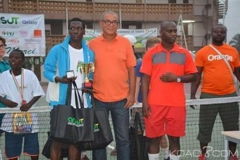 Côte d'Ivoire: Tennis, trois athlètes ivoiriens retenus au championnat des jeunes de moins de 16 ans prévu à Abuja - Koaci Infos | Je, tu, il... nous ! | Scoop.it