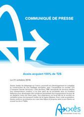 Axxès acquiert 100% de T2S | Les ETI de la Métropole de Lyon | Scoop.it