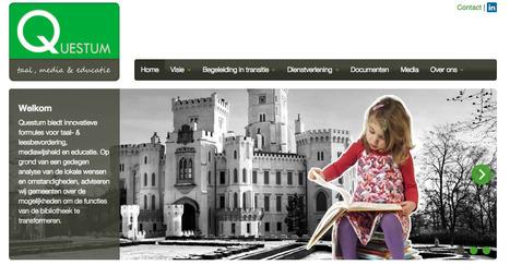 Questum-advies Sint-Michielsgestel: bibliotheekfunctie door scholen, gemeenschapshuizen en welzijnsorganisatie - Bericht - Bibliotheekblad | trends in bibliotheken | Scoop.it
