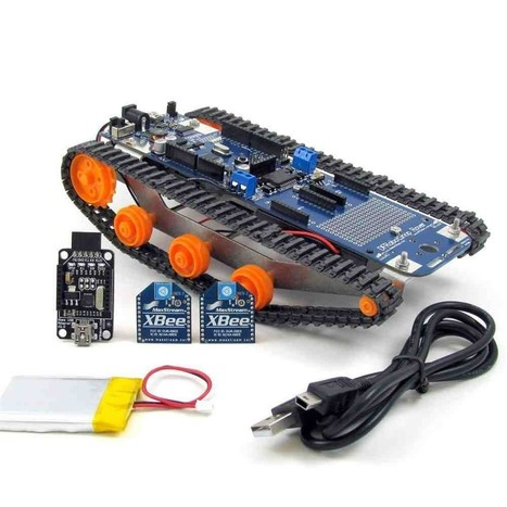 Top 10 Arduino Robot Kits for Adults | Arduino&Raspberry Pi Projects | Scoop.it