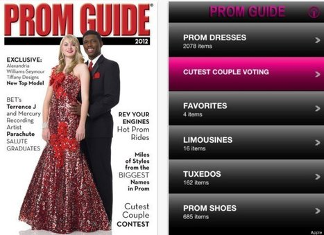 8 Apps To Get You Ready For Prom! | Huffington Post | How to Use an iPhone Well | Scoop.it