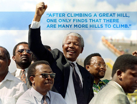 15 Nelson Mandela Quotes You Need To Know | STRIVE | Scoop.it