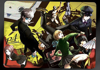 All Of Animes: Persona 4: The Animation | yourmachinima Animation | Scoop.it