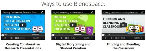 Create Rich Digital Learning Content in Minutes With Blendspace | Cool School Ideas | Scoop.it