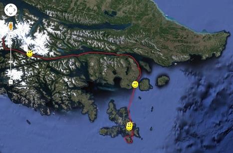 Cap ô Pas Cap : elles ont franchi en #paddle le Cap Horn d'ouest en est | Hurtigruten Arctique Antarctique | Scoop.it
