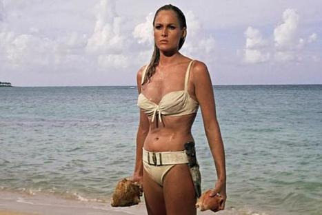 Ursula, la prima Bond Girl | JIMIPARADISE! | Scoop.it