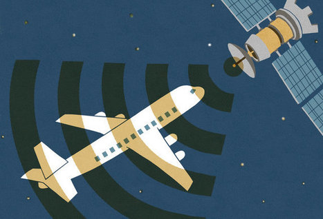 Fast and Free In-Flight Wi-Fi Is Uncharted Territory for Airlines | The Internal Consultant - Airlines & Aviation | Scoop.it