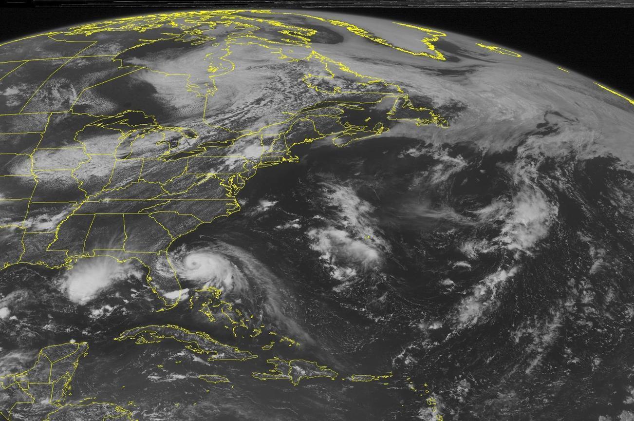 Hurricane warning for swath of North Carolina - US News