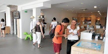 Sète : l'office de tourisme fait sa petite révolution | Accueil numérique dans les offices de tourisme | Scoop.it