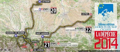 Route du Sud - Le Tourmalet et Aspin au programme #RouteDuSud - Cyclism'Actu | Louron Peyragudes Pyrénées | Scoop.it