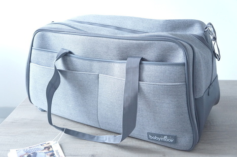 Test'Ours : Le Traveller bag XXL de Babymoov - Papa Ours | Babymoov | Scoop.it