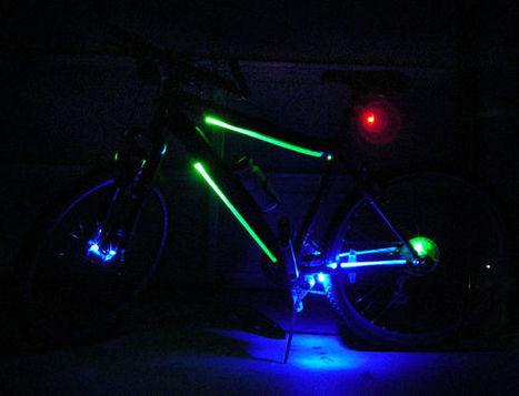 Make Your Own Revolights-Like LED Bike Lights | Bike Lights Uk | Scoop.it