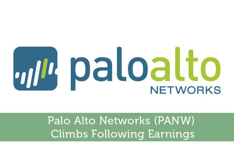 Palo Alto Networks (PANW) Climbs Following Earnings - Modest Money | Airline Miles | Scoop.it