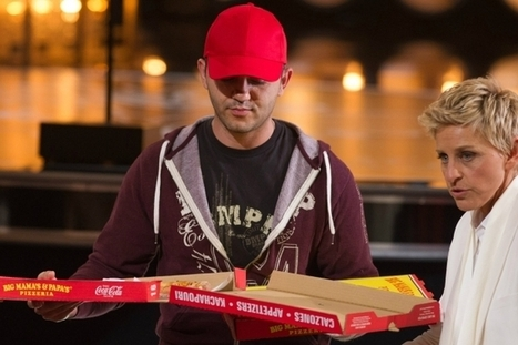 Oscars Pizza Stunt Hands Coke a Free Ticket to Pepsi's 'Exclusive' Night | Coca-Cola® News | Scoop.it