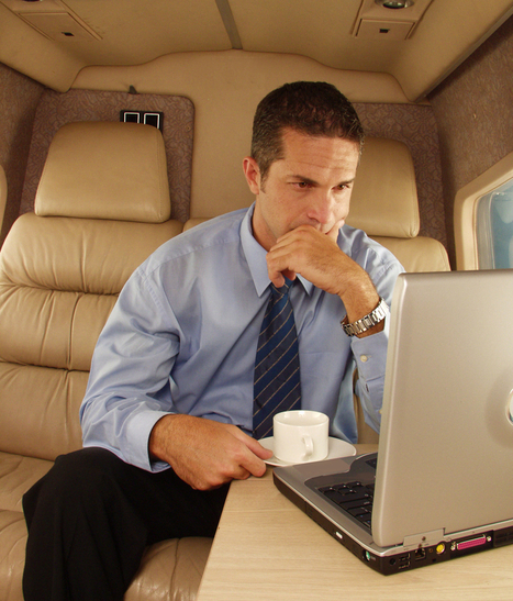 Choosing a Private Jet for Business - Short Hills Aviation | Short Hills Aviation Services | Scoop.it