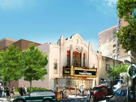 Plan To Convert Boyd Theater Goes To Philadelphia Historical Commission ... - CBS Local | Theater Education | Scoop.it