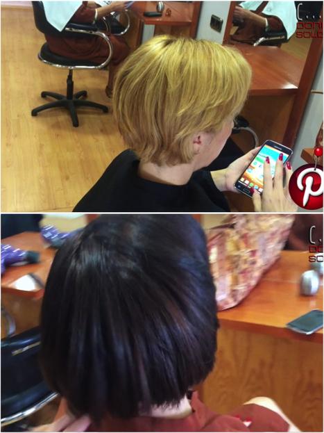 Mi Estilista & Yo: Como oscurecer un cabello 5 tonos, de una forma muy facil | Boris Soler | Scoop.it