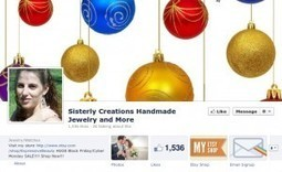 How to Sell Handmade Jewelry on Facebook | E-commerce Trends | Scoop.it