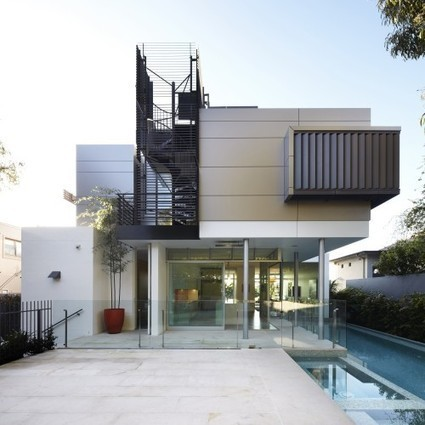 Wentworth Rd House / Edward Szewczyk Architects | Idées d'Architecture | Scoop.it