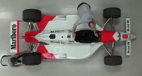 Video: Restoration of the 1994 Penske PC-23 IndyCar | Motorsport, sports automobiles, Formula 1 & belles voitures | Scoop.it