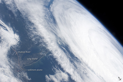 Hurricane Katia off the Northeastern US Coastline : Image of the Day | Planets, Stars, rockets and Space | Scoop.it