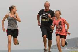 Children follow in the footsteps of parents on the run | Build your Life(style) | Scoop.it