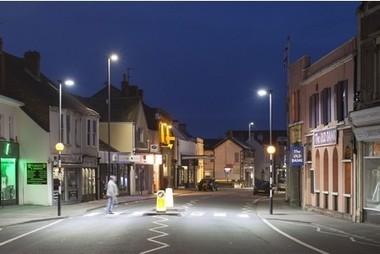 National first for LED road lighting technology | LED lighting | Scoop.it