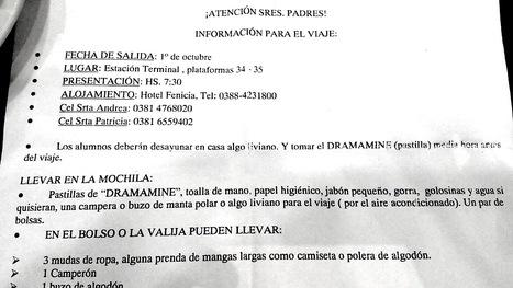 Una escuela privada tucumana 1 (Argentina)   Contra-hegemonías: salud, educación…   Scoop.it