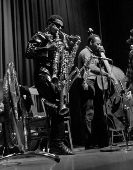 Words Of Advice For Young People: Rahsaan Roland Kirk   Jazz Plus   Scoop.it