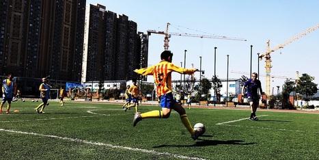 TFC : comment le club toulousain compte accroître ses activités en Chine ? | Herbovie | Scoop.it