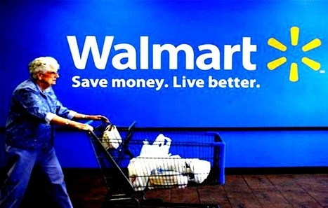 Walmart fait livrer ses clients… par ses clients | Marketing | Scoop.it