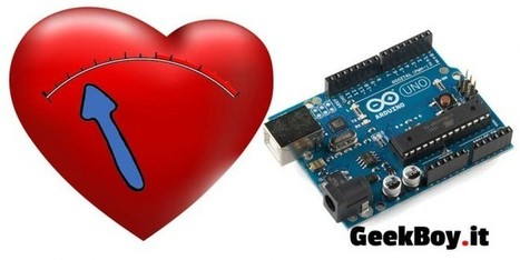 Arduino tutorial, make a Love-O-Meter | tecno4 | Scoop.it
