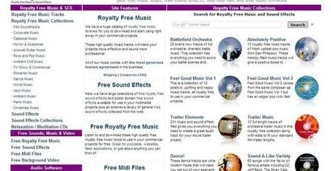 Partnersinrhyme, impresionante colección de sonidos libres para descarga   Arte y Tecnología   Scoop.it