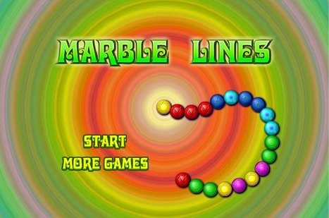 Marble Lines | Online Web Games | Scoop.it