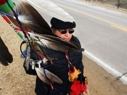 Ojibwe Water Walker Prays for Health of Mississippi River | On the Commons | Tokyo Liberty Club | Scoop.it