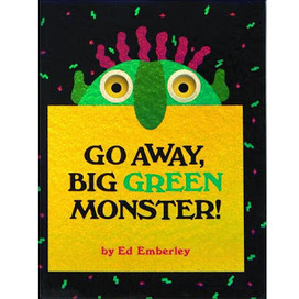 Album anglais école primaire : Go away big green monster | TELT | Scoop.it