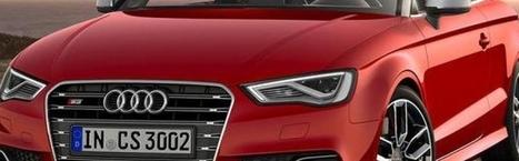 Audi S3 Cabriolet pentru zile insorite | Auto fans | Scoop.it