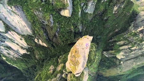 Amazing Aerial Video at Devil's Needle in Brazil   Best Quadcopter   Drone News   Scoop.it