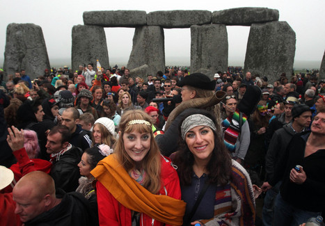 More Than 20,000 Celebrate Summer Solstice At Stonehenge | Ancient Origins of Science | Scoop.it