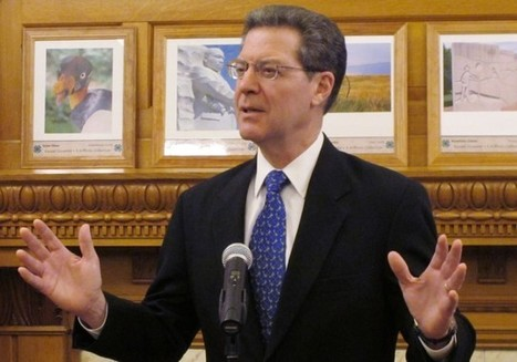 Kansas Governor Takes Mean-Spirited Swipe At Gay Rights, Forgets To Read The Constitution | United States Politics | Scoop.it