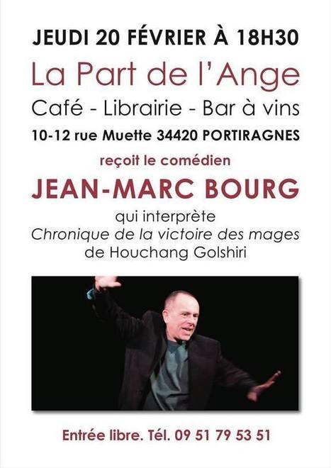 Le vin contre le totalitarisme avec le comédien Jean-Marc Bourg | Facebook | World Wine Web | Scoop.it