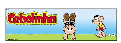 Turma da Mônica - Quadrinhos | Mundo encantado | Scoop.it