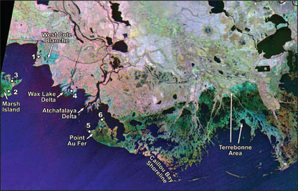 Determination of Flood Extent Using Remote Sensing   Geographic Information Technology   Scoop.it