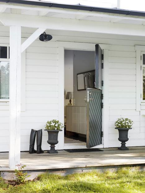 Visite déco : une jolie maison scandinave | DecoCrush blog déco, idées déco | décoration & déco | Scoop.it