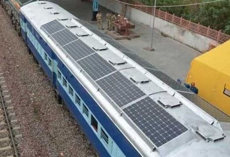 Take a Ride on the Solar Train | Energía Solar en Minería | Scoop.it