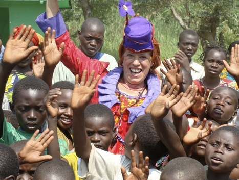 How Clowns Without Borders Bring Laughter to the MIsery   Empower Network   Scoop.it