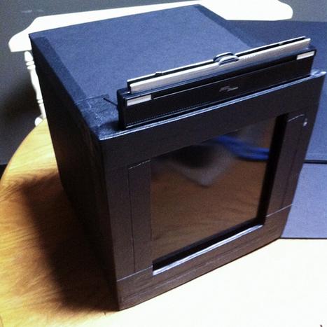 DIY 8x10 Camera for 15 bucks, sort of - blog | L'actualité de l'argentique | Scoop.it