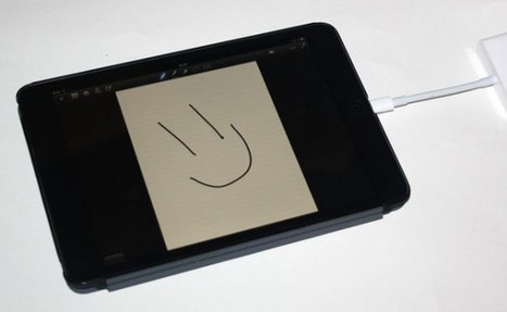 Pocketables – I'll take my iPad over a dedicated digital whiteboard any day | iPads in K12 Education | Scoop.it