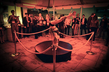 Pole dancers at the company party: a new women in the workplace initiative? @mry #mryirony | Open Letter to MRY: Is Pole Dancing Part of #thenewmry? | Scoop.it