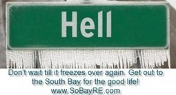 Don't Wait For Hell to Freeze Over Again! | South Bay Investments | Scoop.it
